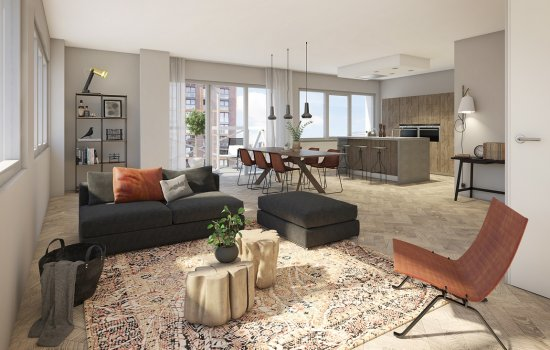 Appartement, bouwnummer 46