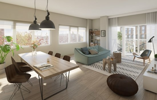 Appartement, bouwnummer 62