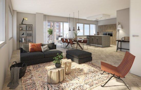 Appartement, bouwnummer 75