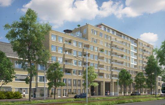 Appartement type N, bouwnummer 43