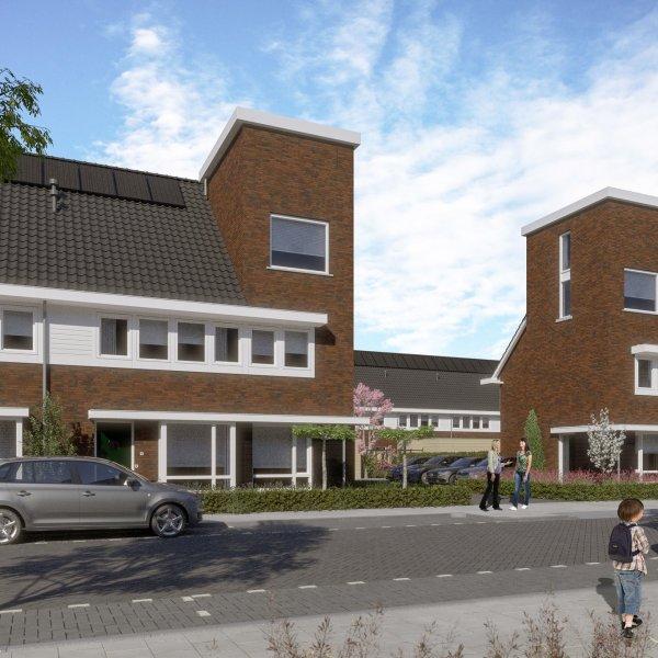 Stadstorenwoning   Berckelbosch, bouwnummer 662