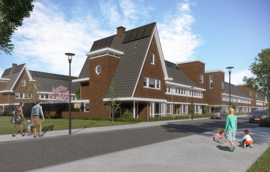 Stadstorenwoning   Berckelbosch, bouwnummer 638