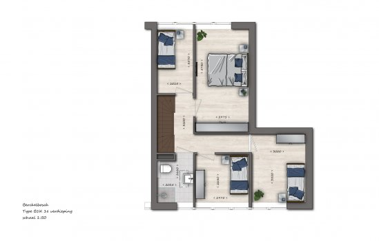 Stadstorenwoning | Berckelbosch, bouwnummer 631