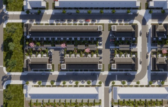 Hoekwoningen type D | Berckelbosch, bouwnummer 655