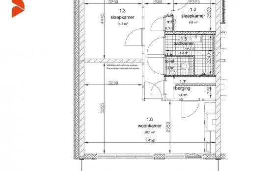 Tussenwoning, bouwnummer 125
