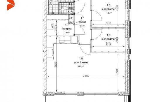Hoekwoning, bouwnummer 120