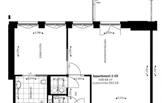 Helperpark 262-19, GRONINGEN