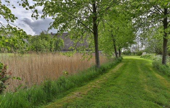 Ooster-Waarddijk 1, KOMMERZIJL