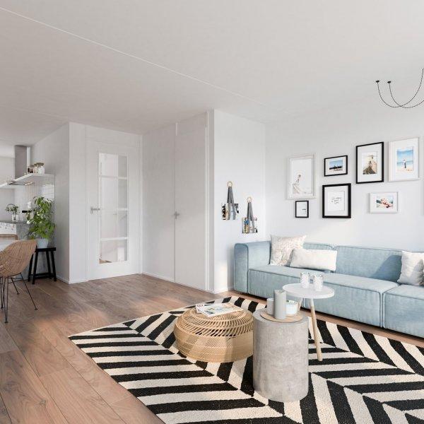 Haags Buiten, type Familiewoning, bouwnummer 106