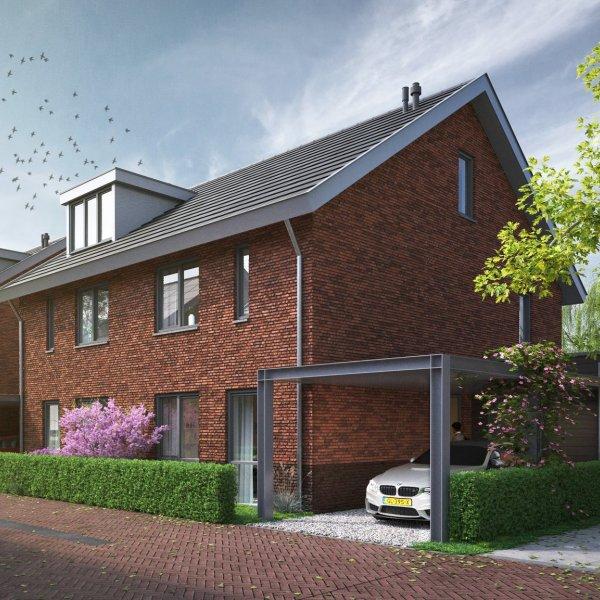 Haags Buiten, type Waterwoning, bouwnummer 95
