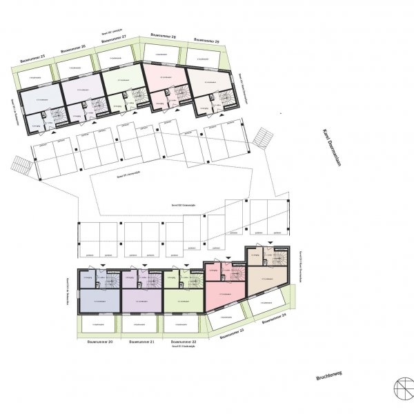 Parkwoningen, bouwnummer 25