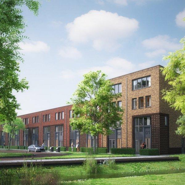 Haags Buiten, type Herenhuis, bouwnummer 74