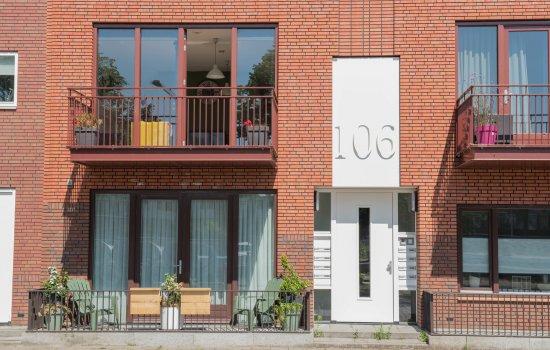Oosterhamrikkade 106-c, GRONINGEN