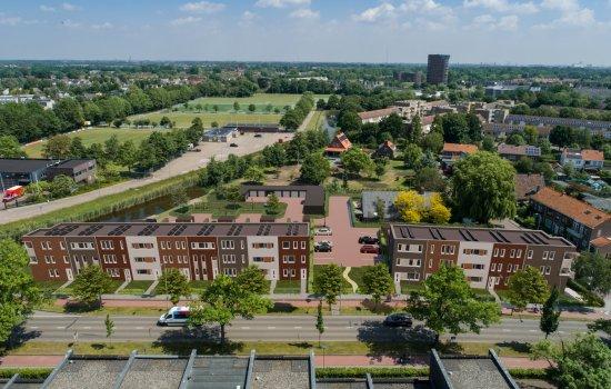 Koudekerkseweg Hof Berlage bouwnummer 14 0-ong, VLISSINGEN