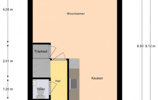 Merkelbachstraat 3, GRONINGEN