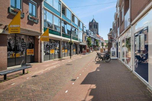 Rembrandtstraat 10, MONSTER