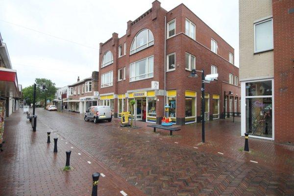 Zeestraat 12-D, MONSTER
