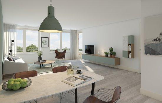 Appartement type S, bouwnummer 173
