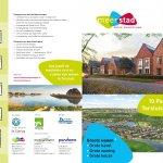 Verkoopflyer 5 Parkvilla's Tersluis- Meerstad