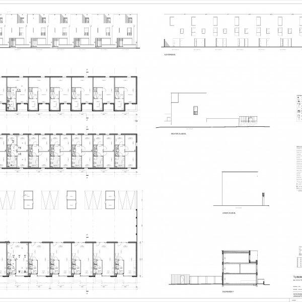 Tekeningen Tuinwoning 6.0