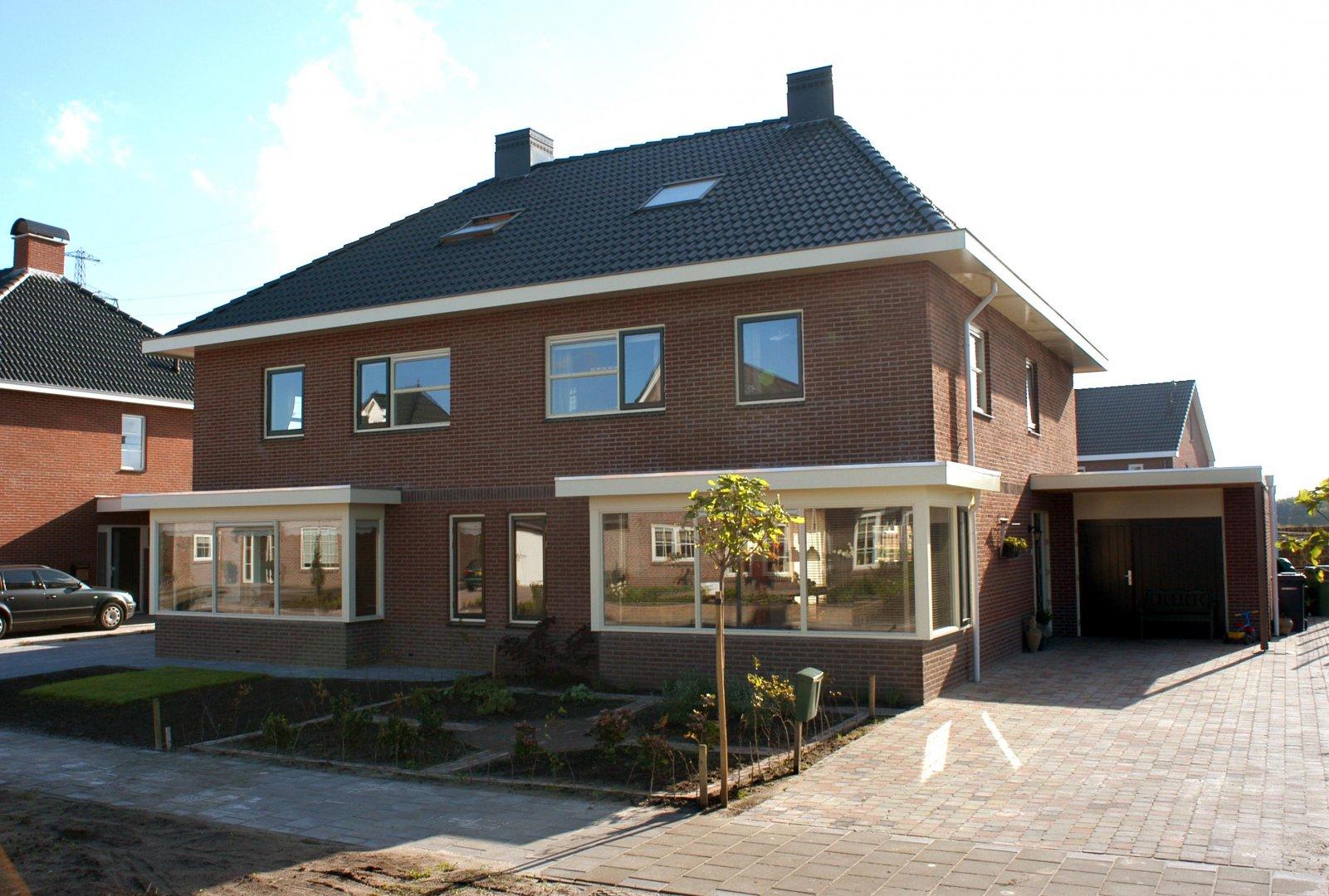 Een thuis van lamberink kavel en huis for Kavel en huis droomhuis