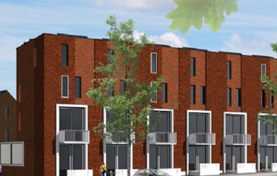 Nieuwbouwproject Uphill - Utrecht te Utrecht