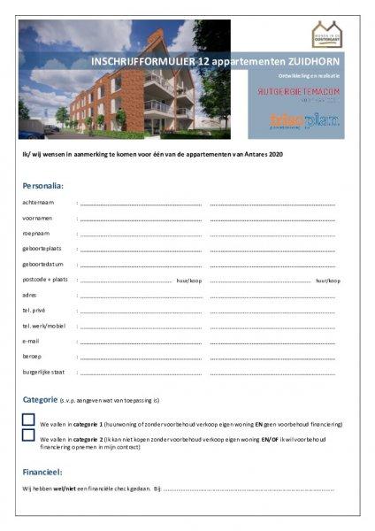 Inschrijfformulier 12 appartementen Zuidhorn Antares 20201575028334 1575028337.pdf