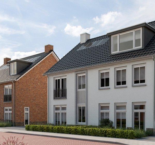 Nieuwbouwproject Hoge Wei in Oosterhout