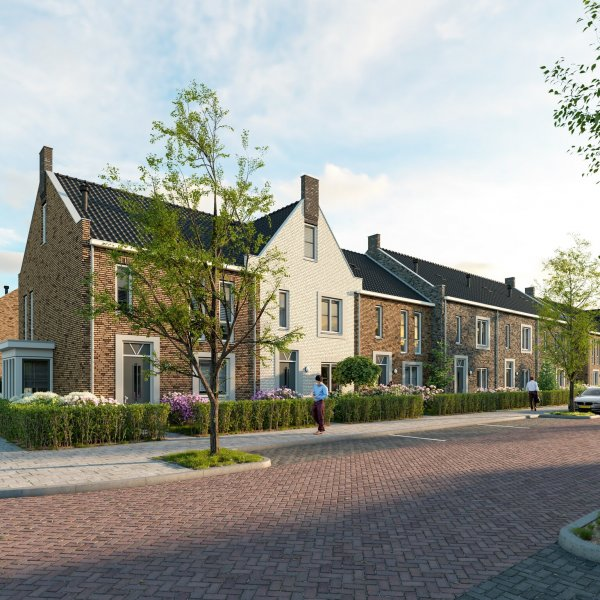 Nieuwbouwproject Zand & Honing fase 1 in 's-Gravenzande