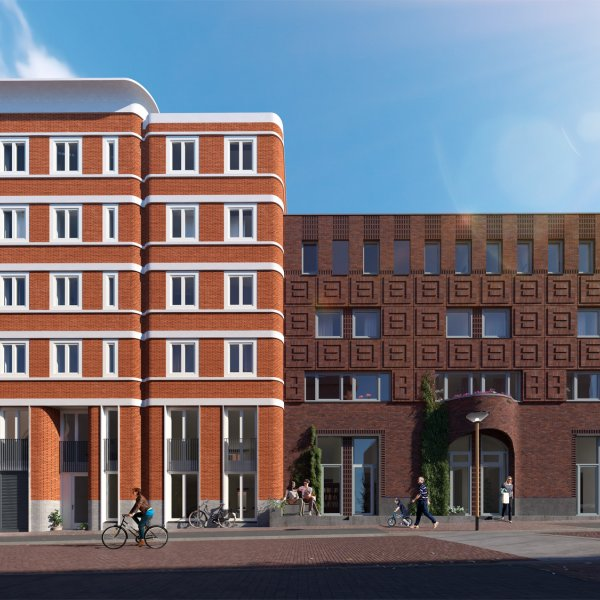 Nieuwbouwproject Sinfonia in Utrecht
