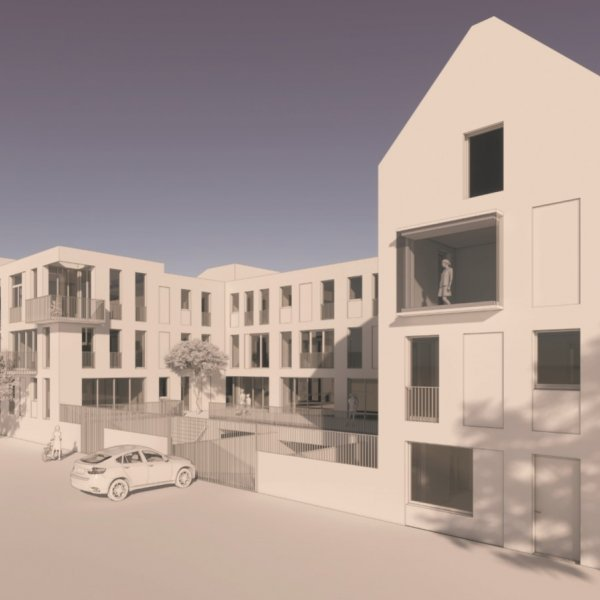 Nieuwbouwproject CPO Sluiseiland in Vianen