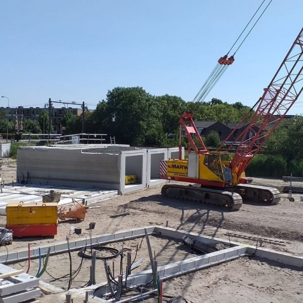 Nieuwbouwproject Hart van Bodegraven in Bodegraven