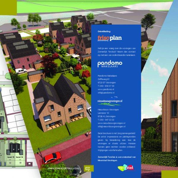 Zomerdijk - leaflet