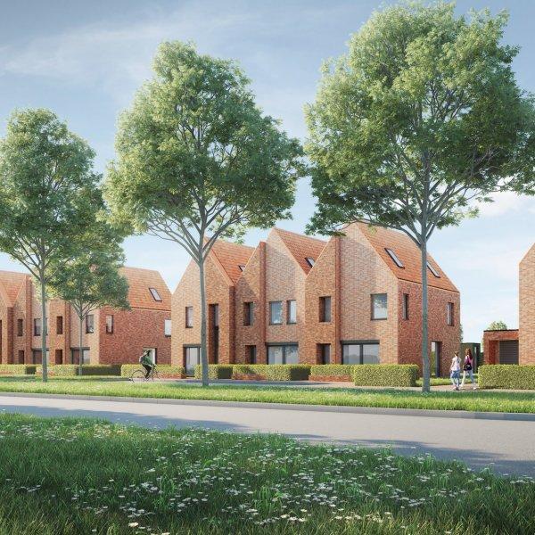 Nieuwbouwproject Sluispoort in Meerstad