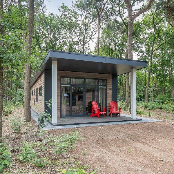 Nieuwbouwproject Vakantiepark De Kleine Belties in Hardenberg
