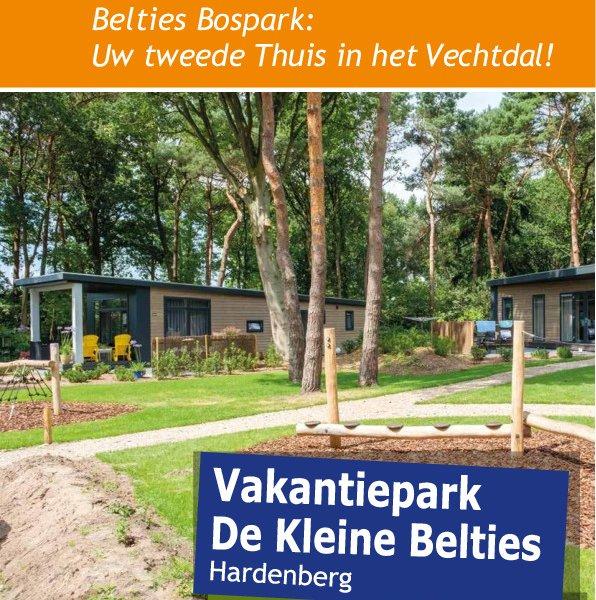 Brochure Bospark Kleine Belties
