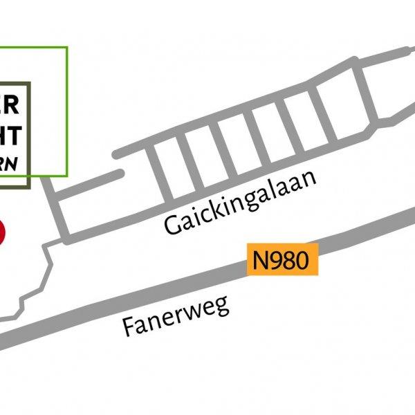 Nieuwbouwproject Westerburcht Zuidhorn in Zuidhorn