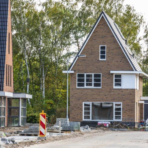Nieuwbouwproject De Marezhof - Fase 6 in Maarsbergen