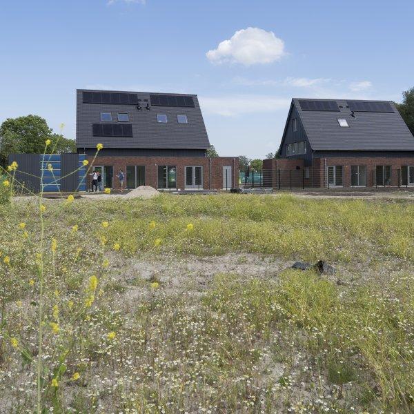 Nieuwbouwproject Weypoortsche Reede in Nieuwerbrug aan den Rijn