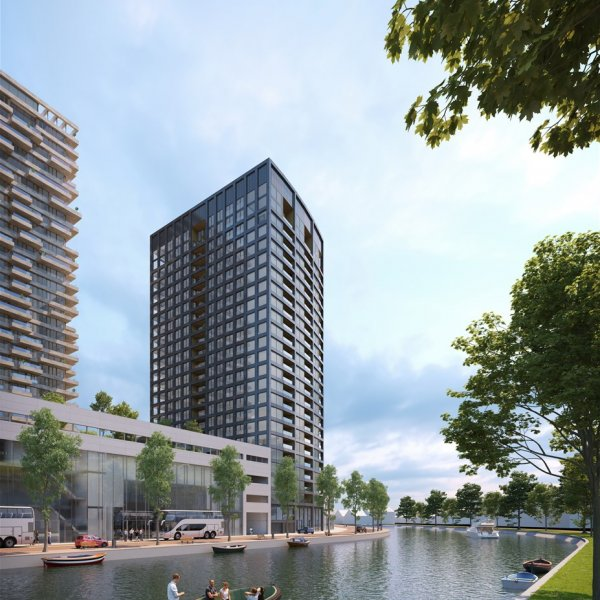 Nieuwbouwproject Bold in Amsterdam