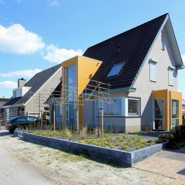 Nieuwbouwproject Kloosterakker in Assen