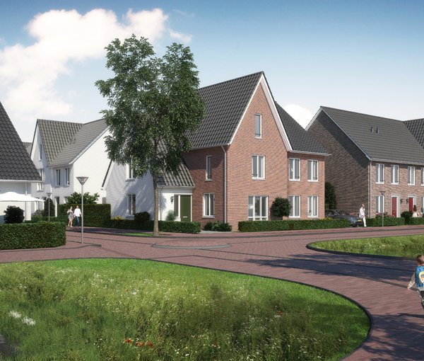 Nieuwbouwproject Klein Where fase 1 in Purmerend