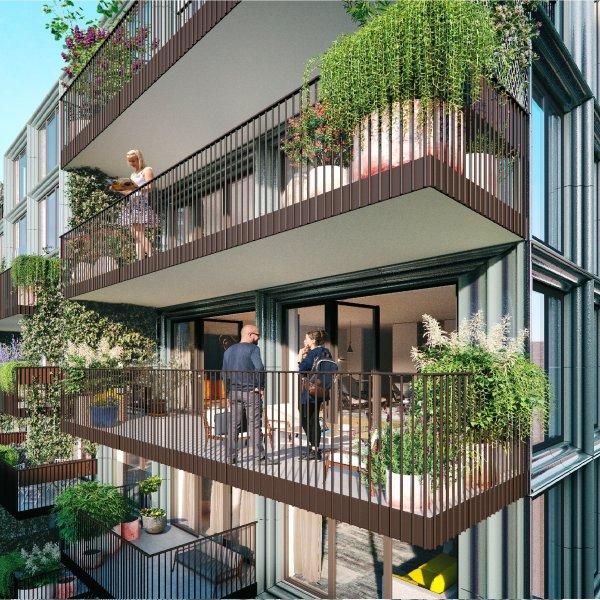 Nieuwbouwproject Mercado in Groningen