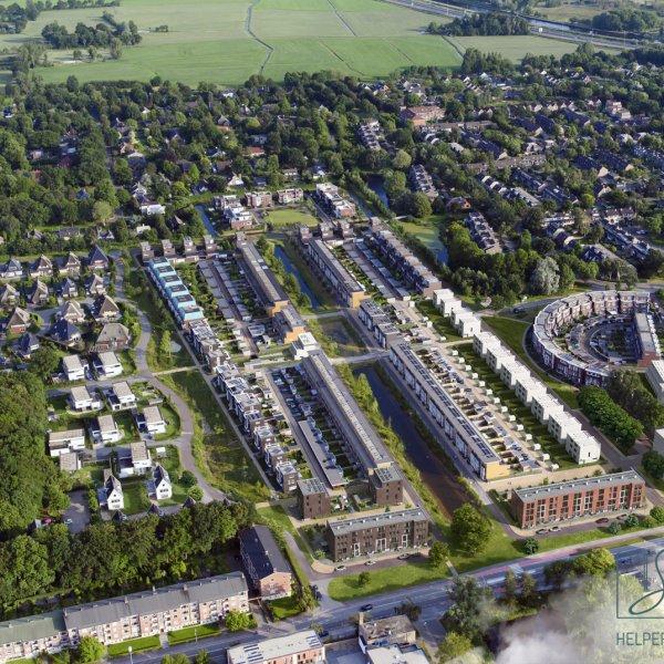 Nieuwbouwproject Signatuur Helpermaar in Groningen