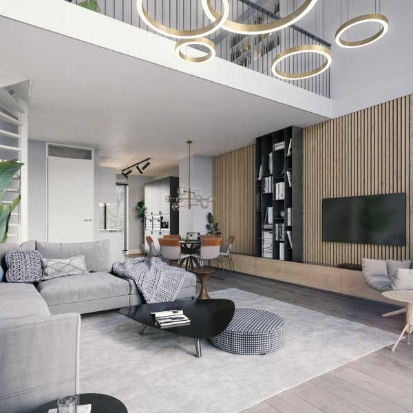 Nieuwbouwproject Signatuur Helpermaar Fase I in Groningen