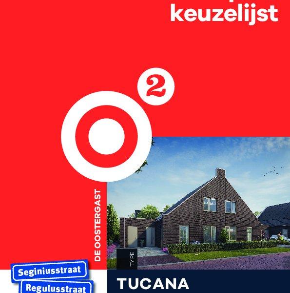 Koperskeuzelijst Tucana