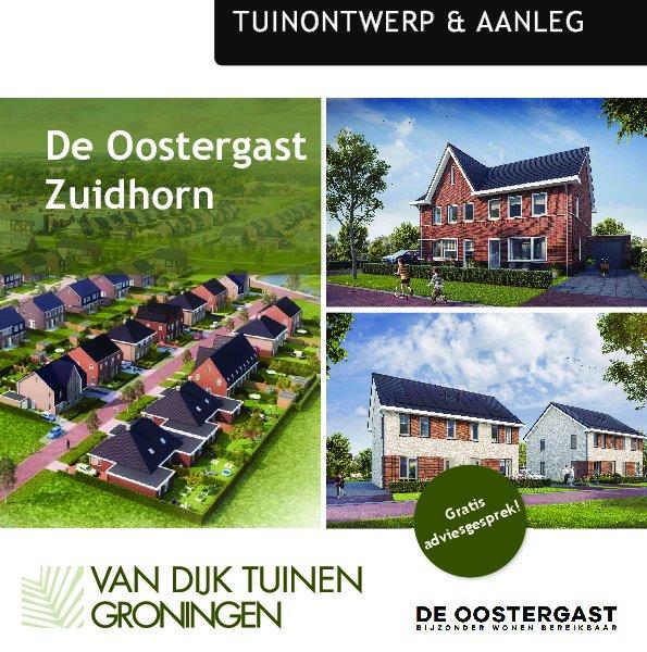 Tuinbrochure Van Dijk Tuinen