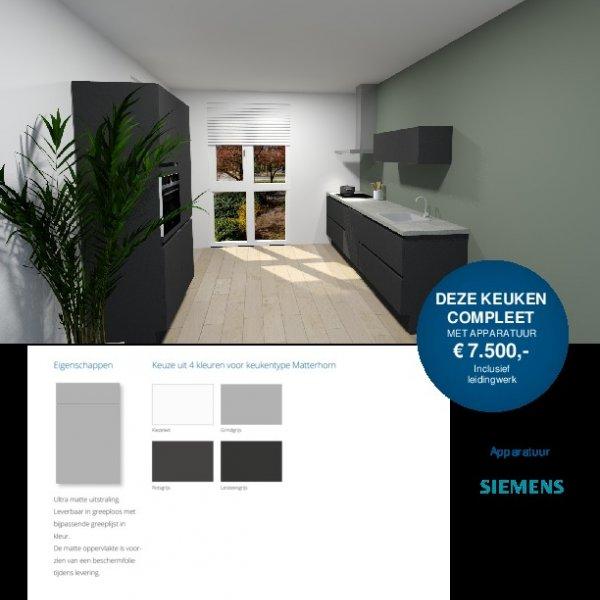 Keukenleaflet Cetus540