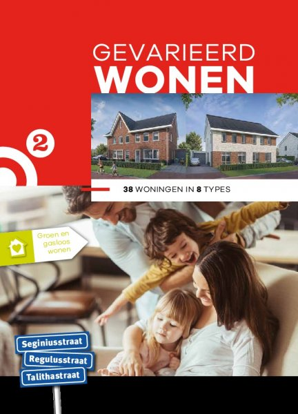 Verkoopbrochure 38 woningen de Oostergast fase 2D-a Zuidhorn