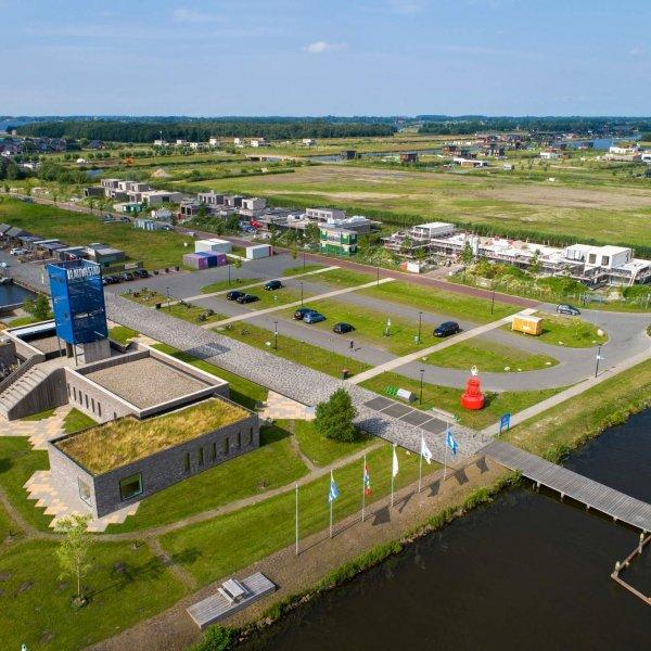 Nieuwbouwproject Havenmeester Fase 2 Blauwestad in Blauwestad